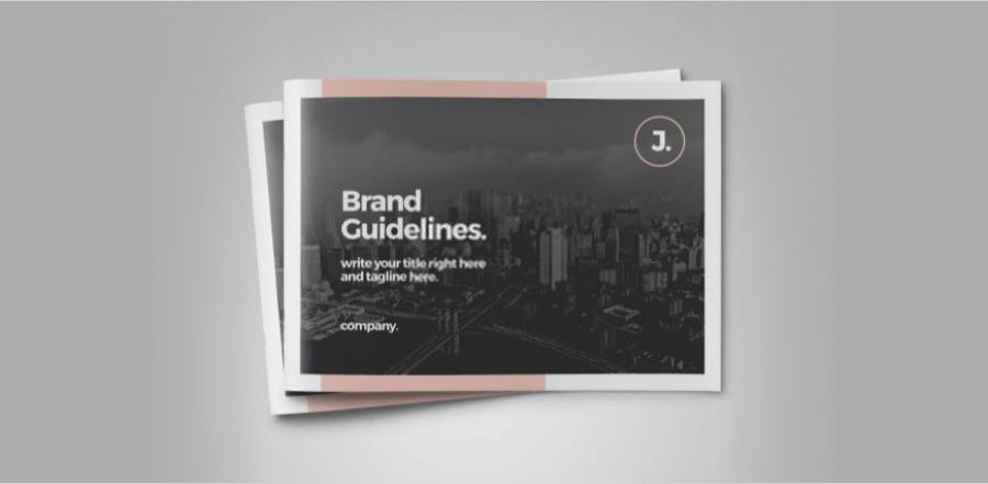 what to include in brand guidelines