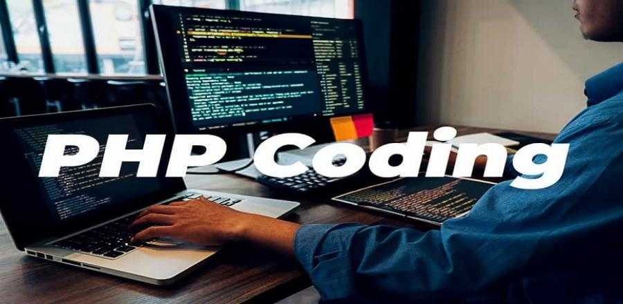 What is PHP coding