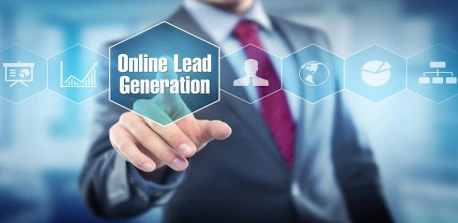 what is online lead generation