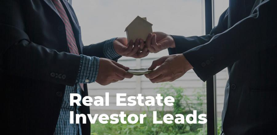Real Estate Investor Leads