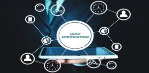 What is lead verification