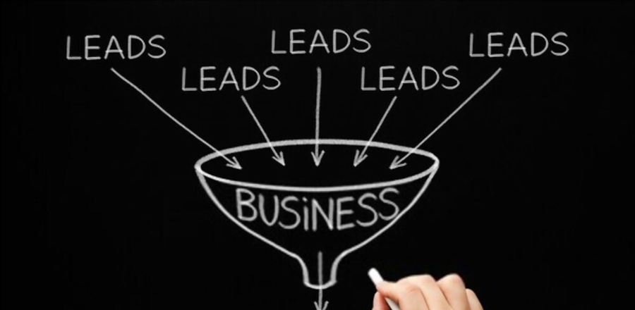 What are leads in salesforce