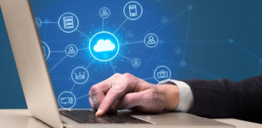 What is a cloud computing application