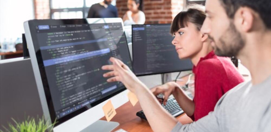 What is full-stack web development