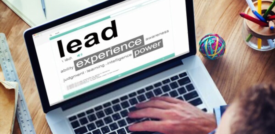 How can I generate online leads