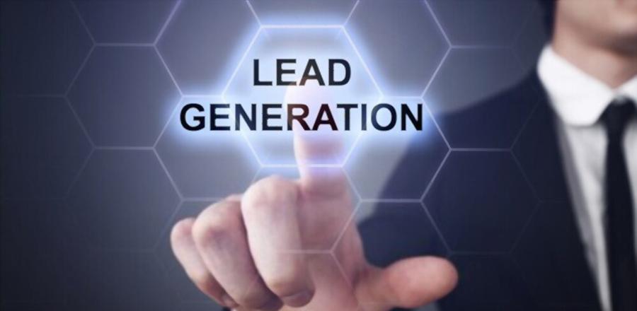 Major account lead generation