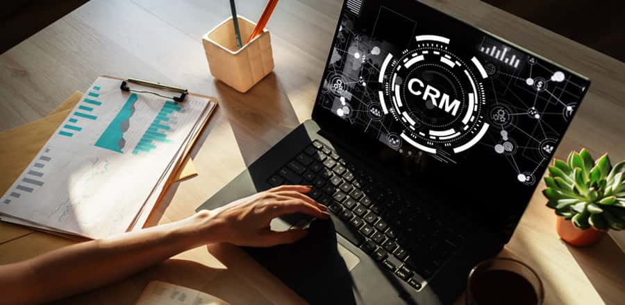 What are the examples of CRM