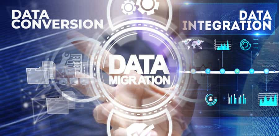 What are the differences between Data Migration vs Data Conversion vs Data Integration