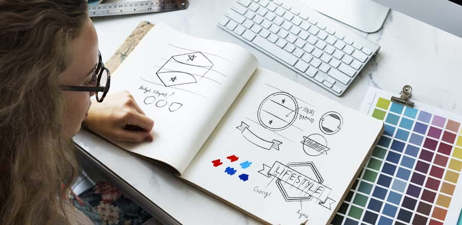 How to create a brand identity importance of visual identity