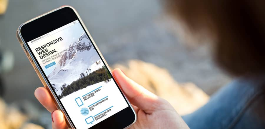 What is a Mobile Responsive Web Design