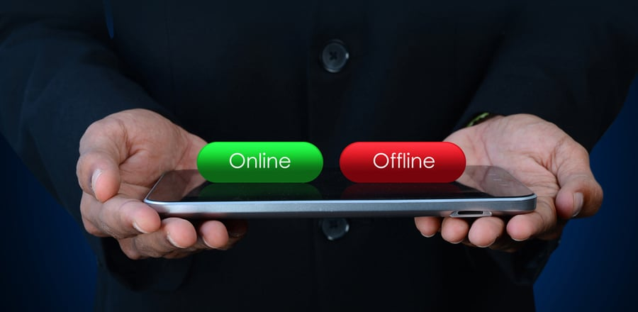 What is the Difference Between Online and Offline Marketing with an Example