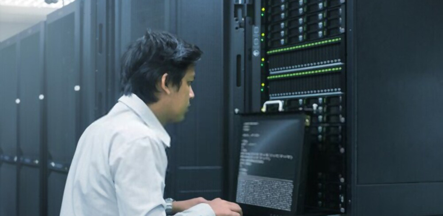 What is network infrastructure