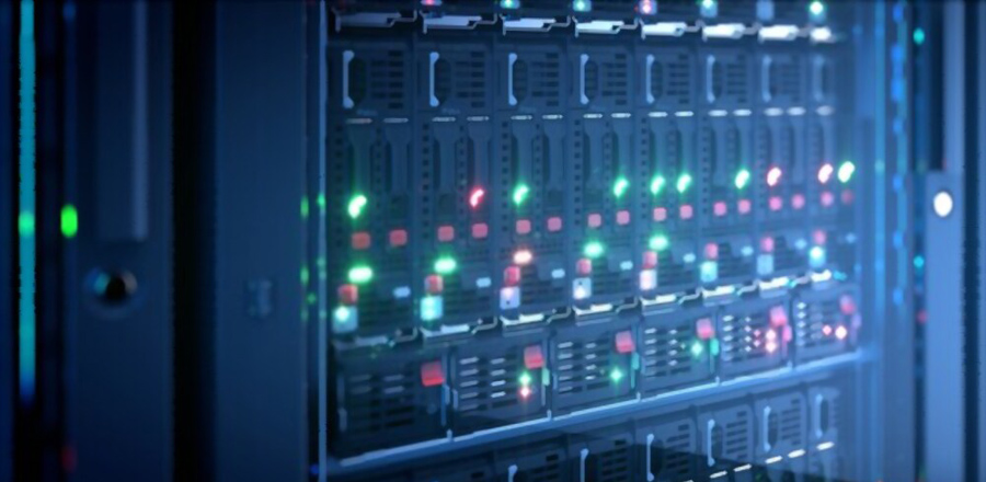 What is the fundamental difference between network infrastructure and IT infrastructure