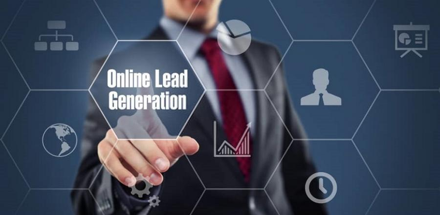 Online lead generation services