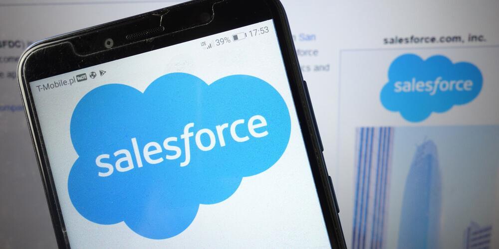 Web to lead Salesforce