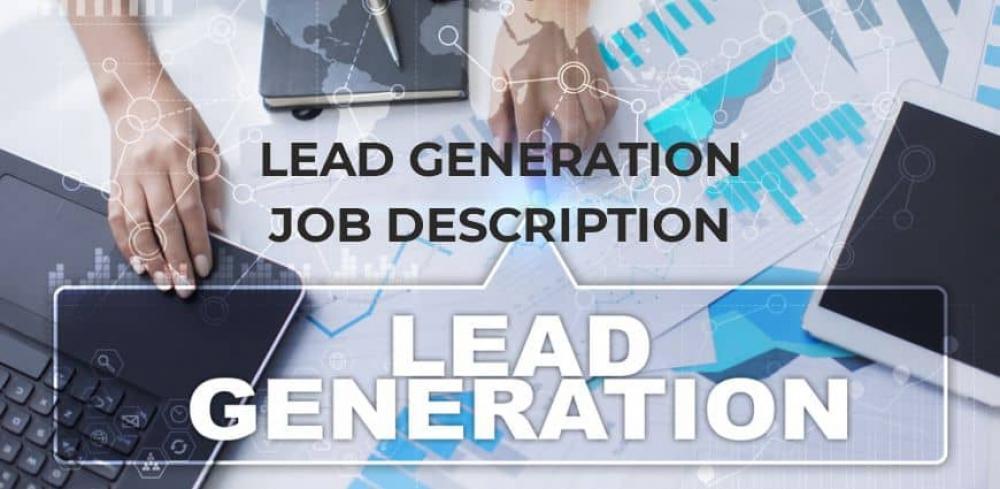 Lead Generation Job Description