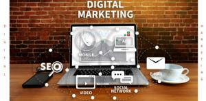 Digital marketing Paying for customer acquisition