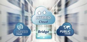 Advantages and Security risks in the Hybrid Cloud