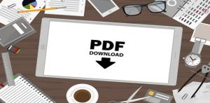 What does PDF stand for