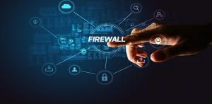 What does a firewall do