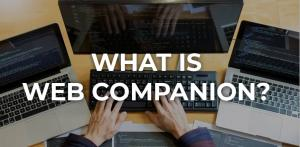 What is web companion
