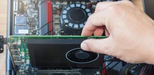 How to install Graphics Card