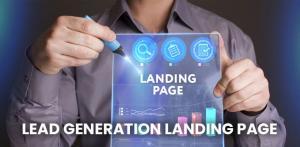 Lead Generation Landing Page