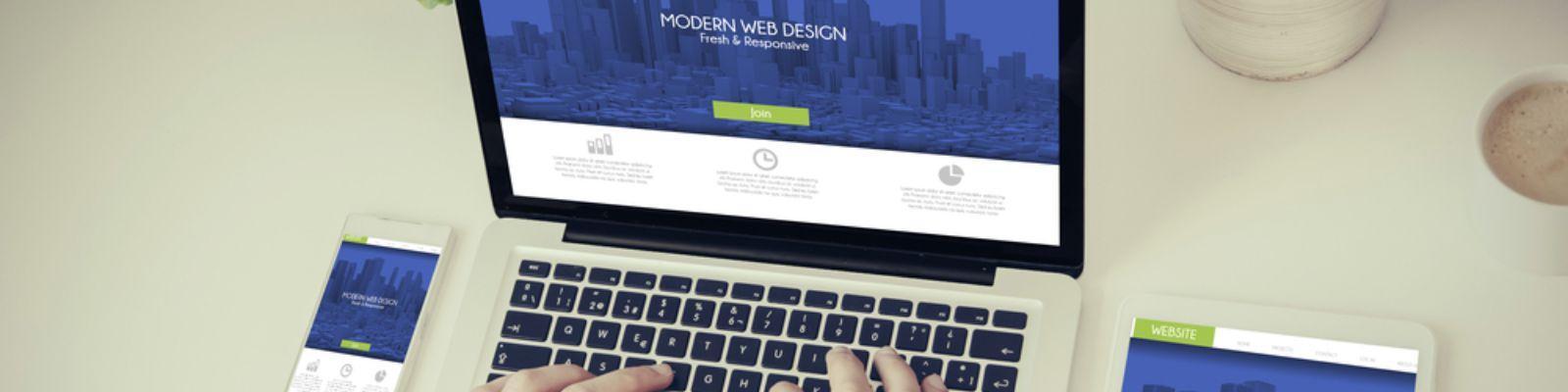 Parallex_Landing Page Design & Code £150 + VAT