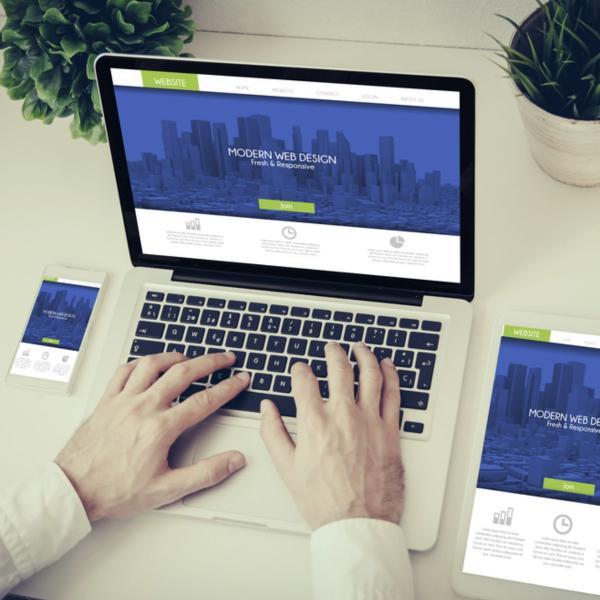 Landing Page Design & Code £150 + VAT